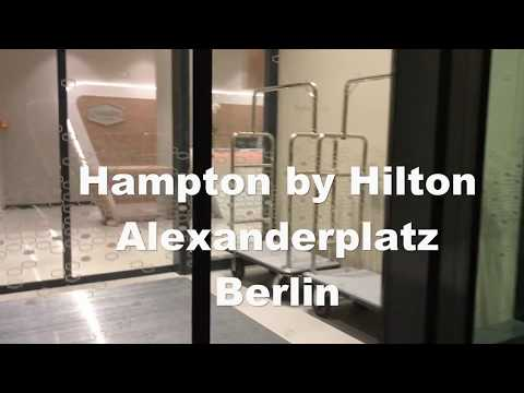 Review: Hampton By Hilton Alexanderplatz Berlin