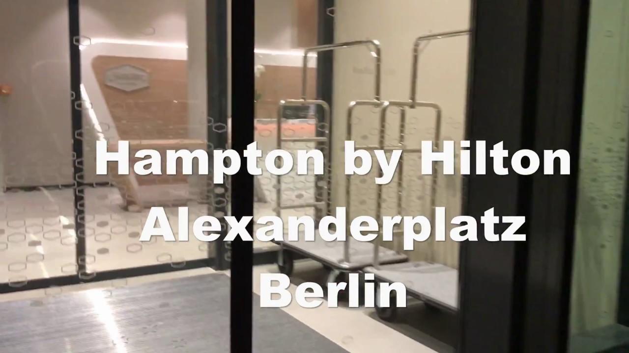 Review Hampton By Hilton Alexanderplatz Berlin