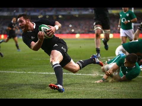 Ireland vs All Blacks 2013 Highlights   End Of Year Tour