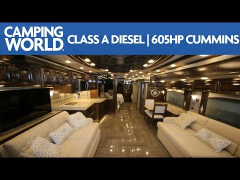 2018 Newmar London Aire 4531 Luxury Diesel Class A - RV Review: Camping World