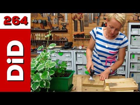 264 Drewniane Osłonki Na Donice Cz 1