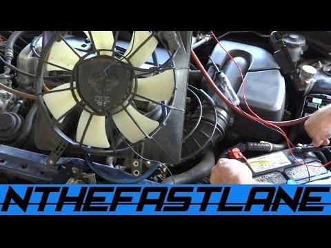 "Bad Cooling Fan Diagnosis & Plug Swap ""How To"""