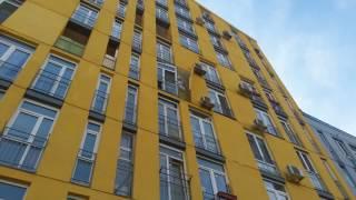 27.04.2017 Комфорт-Таун Киев В результате взрыва выдавило окно