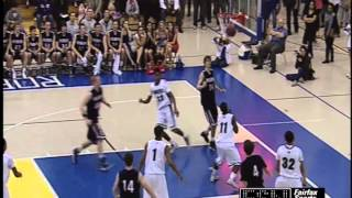 Highlights: 2/23/13 - Boys Northern Region Championship - WT Woodson VS. Wakefield (BB)