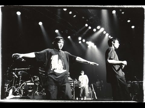 Beastie Boys HD :  Live In Japan ( Pro Shot ) - 1992