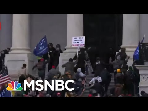 Prosecutors Say Oath Keepers Leader Coordinated With Proud Boys Before Jan 6 Riot | Craig Melvin