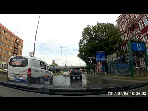 Driving in Berlin: Mariendorf - Buch 29km