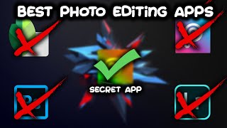 Apps Better Than Snapseed, Lightroom, Photoshop & PicsArt?