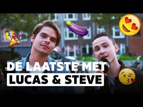 Naaktfoto's, kotsen & het laatste app'je van DJ's Lucas & Steve! | De Laatste