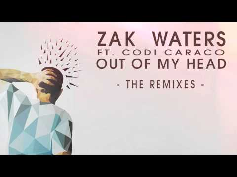 Zak Waters Feat. Codi Caraco - Out Of My Head (Tobtok Remix)