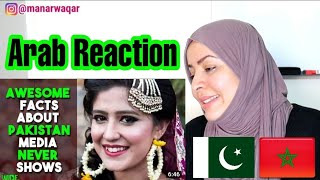 AWESOME FACTS about PAKISTAN That Mainstream Media Never Shows You | Arab Reaction
