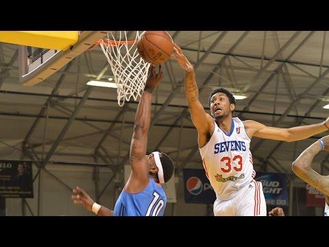Top 10 Blocks of the 2015-16 NBA D-League Season!