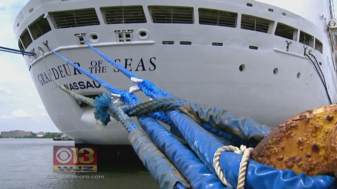 Coast Guard Helps Evacuate 2 From Cruise Ship In Separate