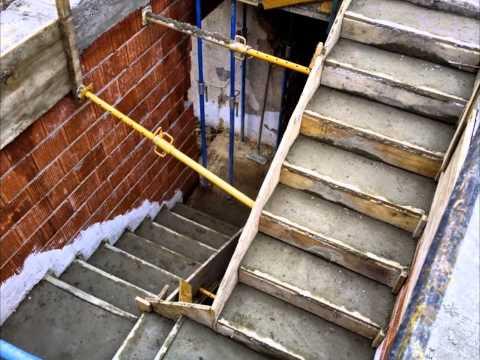 Vivienda duplex construcci n 6 doovi for Cuanto cuesta el metro de hormigon