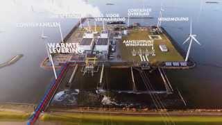 Duurzame energie krijgt vorm bij Maxima-centrale