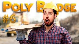 AZ EDDIGI LEGÁLLATABB HIDAM! | Poly Bridge #6