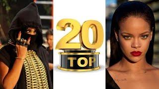 Mambo 20 Usiyoyajua Kuhusu Rihanna