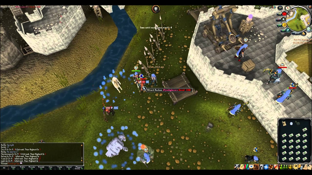 Runescape - Elveron 718 - Daily Content - Most Unique - Ultimate