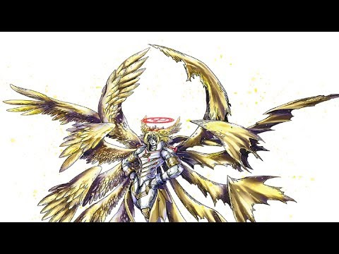 Why Lucemon X Is The Most Powerful Digimon EVER! (Outdated)