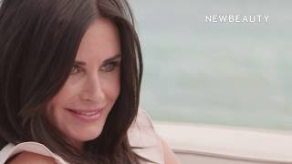 Behind the Scenes of Courteney Cox's NewBeauty cover shoot. On Newsstands June 27th.