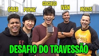 DESAFIO HIPER ULTRA ALEATÓRIO IMPROVISATOR DO TRAVESSÃO