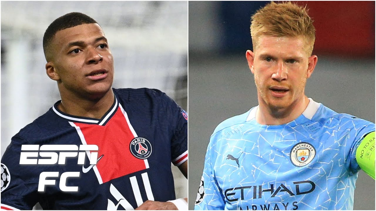 Manchester City Rallies for Win vs. PSG in 1st Leg of Champions ...