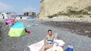 02 августа 2016 ЧЁрное море Сукко левая гора(Путешествия на два моря 02 августа 2016 ЧЁрное море Сукко левая гора., 2016-08-09T04:06:58.000Z)