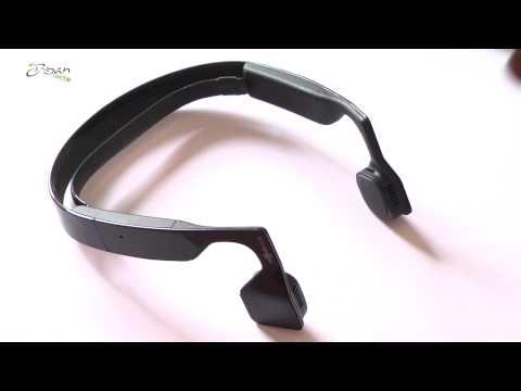 Aftershokz Bluez 2 Headphones Audio Test