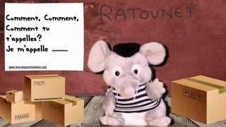Ratounet canta