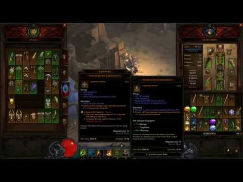 Nephalem Rift Run in 2.3.0 Public Test Realm - Diablo 3 PTR