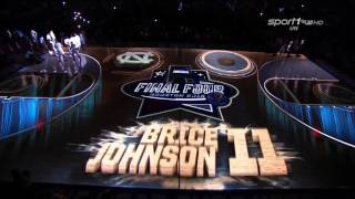 Intro North Carolina Tar Heels - March Madness 2016 - Final Four