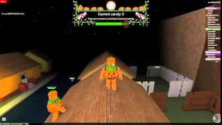 Roblox: In trick or treaters game
