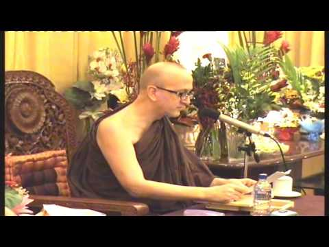 Dhamma Talk on Vesak Day 2012 (On Lay Practice) by Ven Aggadhammagavesaka