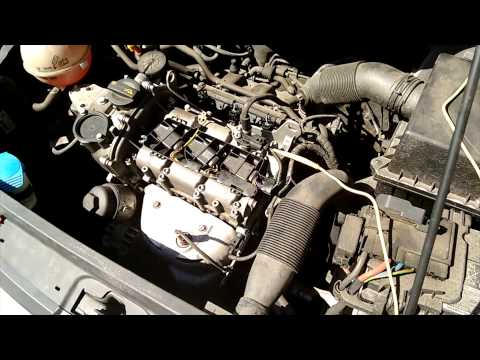 Vw polo 1.2 3 cylinder fault