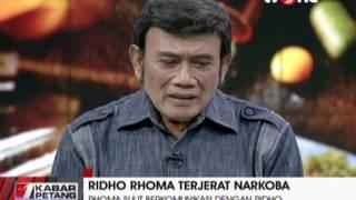 [Dialog] Rhoma Irama Bicara soal Kasus Narkoba Ridho Rhoma