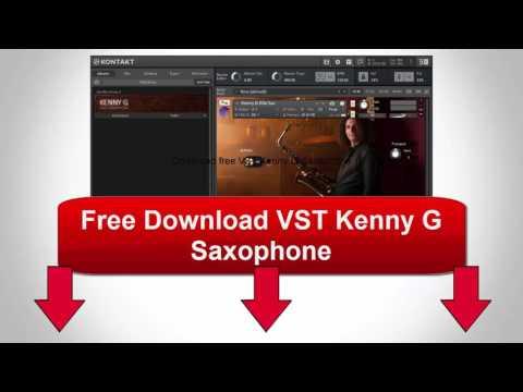 FREE DOWNLOAD VST KENNY G SAXOPHONE - - EWI USB, EWI 4000s, EWI 5000, Yamaha wx