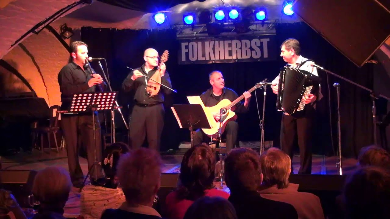 Petar Ralchev Quartet - 05 Joke in 7/8 - Vugelbeerbaam ...