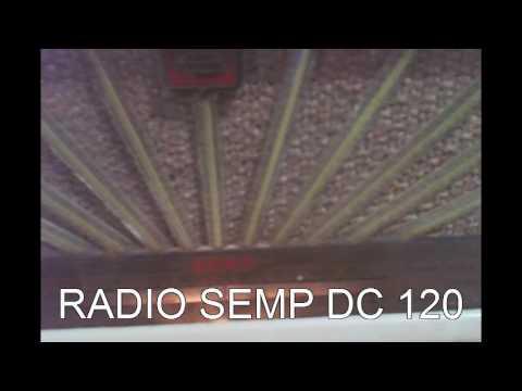 RADIO SEMP DC 120 - BRAZIL