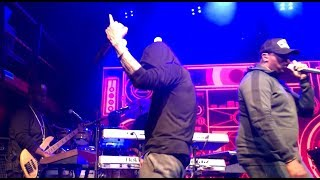 Eminem-My Name Is/Real Slim Shady/Without Me (Live in NYC) *high quality*
