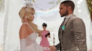 Second Life Wedding 05/02/2017 CaMeRoN Messinez & Luna silbermann