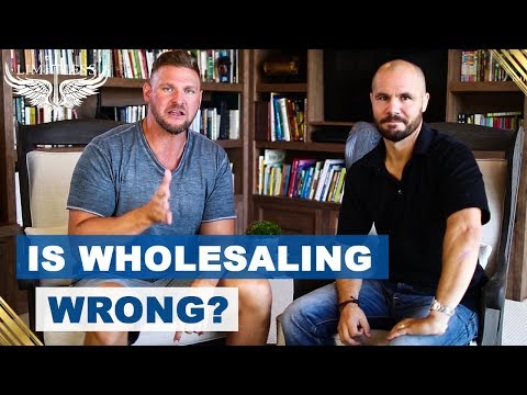 Is Wholesaling Real Estate Legal?