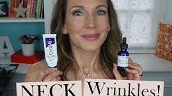 Anti-Aging for the NECK ~ Before & After with Retinol + Matrixyl Synthe 6