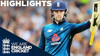 vuclip Roy Hits Ton In England's 2nd Highest Run Chase | England v Australia 4th ODI 2018 - Highlights