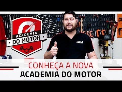 NOVA ACADEMIA DO MOTOR TAKAO - CURSOS GRATUITOS PARA MECÂNICOS