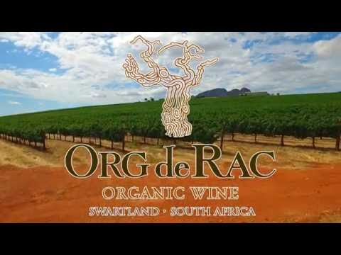 Org deRac Organic Wine | Swartland | Western Cape South Africa