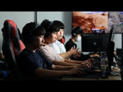 AFP news agency: eSports booming in South Korea