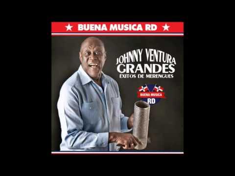 Johnny Ventura - Grandes Éxitos De Merengue [BuenaMusicaRD]