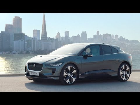 All-Electric Jaguar I-PACE | Live Global Premiere