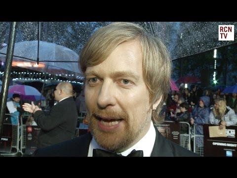 Morten Tyldum  The Imitation Game Premiere