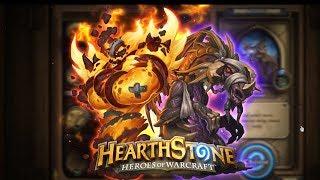 Hearthstone - BOSSFIGHT (Nefarian vs. Ragnaros)